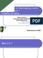 Web 2.0, Futur Du Webmapping, Avenir De