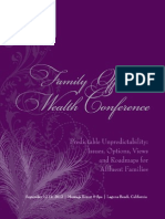Family Office Wealth Conference
