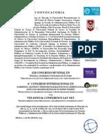 Convocatoria al 6° Congreso Internacional en Gobierno, Gestión y Profesionalización en el Ámbito Local