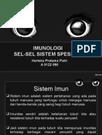 Ppt Sel-sel Sistem Imun Spesifik
