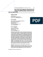 LD Slag Flyash Bricks Intl Journal