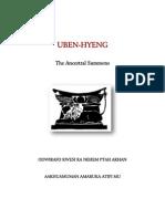 UBEN HYENG the Ancestral Summons