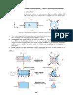 IFEM Model Paper
