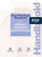 hand book on asphalt pavement