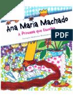 A Princesa Que Escolhia - Ana Maria Machado