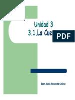 2UNIDAD 3.1. LA CUENTA Modo de Compatibilidad