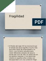 Fragilidad