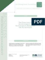 The Evolution of Accountability