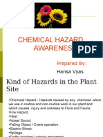 Chemical Safety New