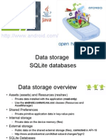 Dmes 12 Android Databases w6