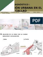 Renovción urbana en el Callao