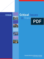 Critical Issues 06
