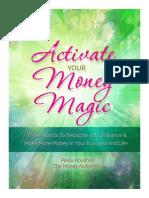 Activate Your Money Magic