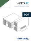 Netys RT 5-11 KVA_Manual