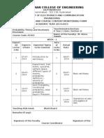 Lecture Plan PTSP - ECE D - Pandurangaiah(1)