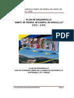 Plan Desarrollo Simiti