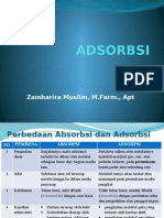 2. ADSORBSI
