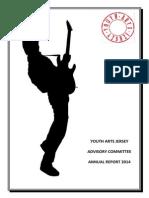 YAJ Annual Report 2014