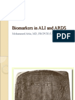 Biomarkers in ALI and ARDS By Mohammed Attia, MD, FRCPCH (UK)