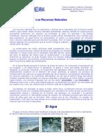 Unidad 1ra - Los Recursos Naturales - 7mo Basico