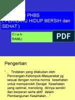 PRESENTASI PHBS ruang melati2