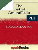 Poe Cask of Amontillado