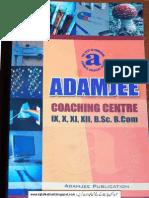 Adamjee Chemistry Notes (Iqbalkalmati blogspot com)