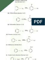 Summary Reaksi Benzena