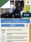 Tema 29 Vehiculo Prioritario