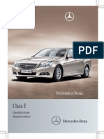 Mercedes E Classe - Modell 2010