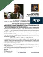 """22.-25. Mai 2015 Das Historische Festspiel """"Der Meistertrunk"""" in Rothenburg ob der Tauber"""