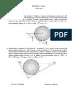 Mehanika I Statika Prvi Kolokvijum