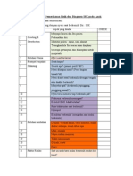 Checklist OSCE Pediatrik (ISK)