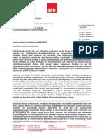 SPD Braunschweig | Aufruf zur Gegendemonstration am 19.04.2015
