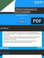SGPL SportSchule GolfPerformaceProgramm