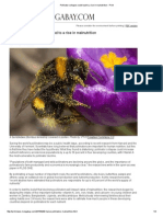 pollinator collapse could lead to a rise in malnutrition - print