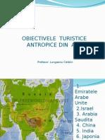 Obiective Turistice Antropice-Asia