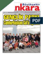 Gençlik Parkı Cumhurbaşkanı Gül'ü Ağırladı