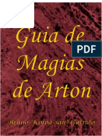 Guia de Magias de Arton