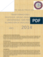 ACEITE DIELECTRICO PARA TRANSFORMADORES