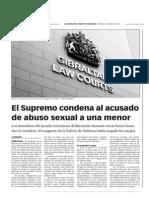 150418 La Verdad CG - El Supremo Condena Al Acusado Del Abuso Sexual a Una Menor p. 8