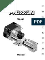 Proxxon Pd 400