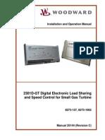 2301D-GT 26144 Manual