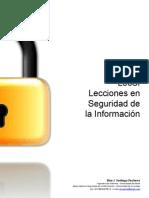 LecSI - Capacitación en Seguridad de la Información