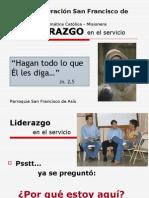 LIDERAZGO RCC