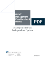 Management Plan Handbook