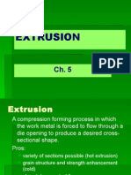 Ch6 Extrusion