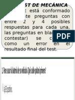 04 -  PRESENTACIÓN MECÁNICA