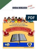 Cuadernillo Boom Bíblico Aventureros