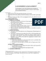IEM Notes Unit 2